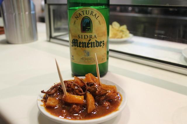 comer en Oviedo