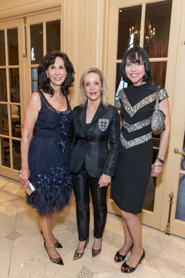 Carolyn Chandler, Barbara Brown, Christine Suppes