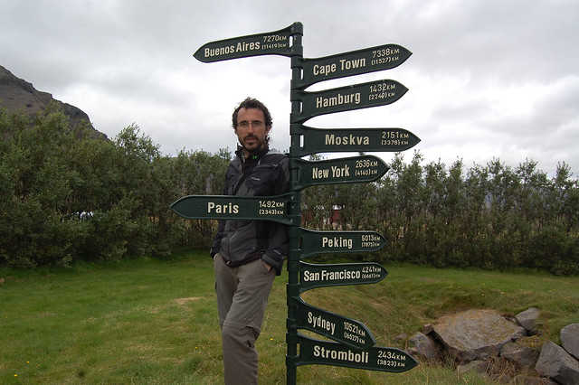 Monument to Jules Verne - Arnastapi - Snæfellsnes