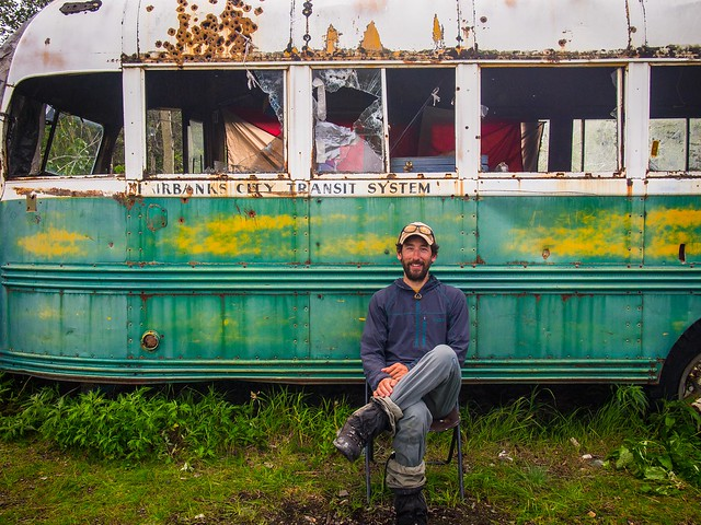 Into The Wild – A Trip To The Chris McCandless Bus