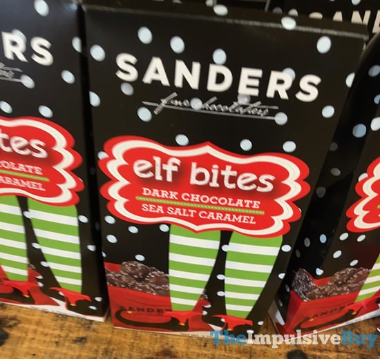 Sanders Fine Chocolate Elf Bites