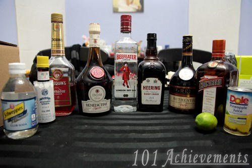 31 Days of Cocktails
