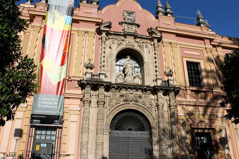 SEVILLA - Museo de Bellas Artes