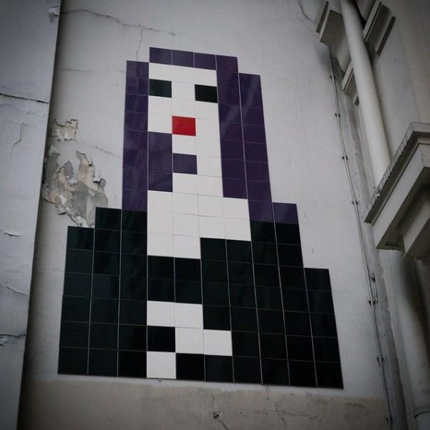 Mona Lisa in 8-bit