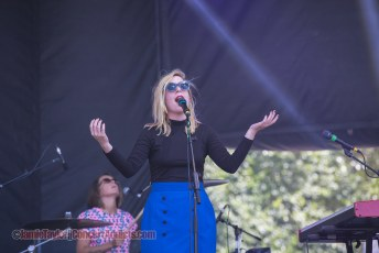 Austra @ Squamish Valley Music Festival - August 9th 2014