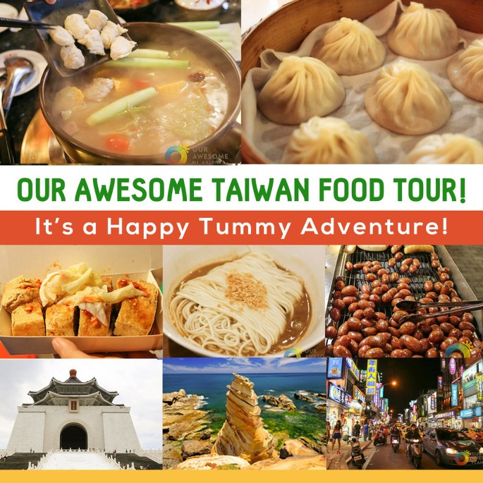 OUR AWESOME TAIWAN FOOD TOUR(instagram)