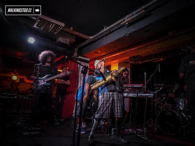 Fishbone en Club Subterraneo en Santiago -19.08.2014-