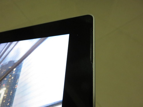 ลำโพงของ Microsoft Surface Pro 3