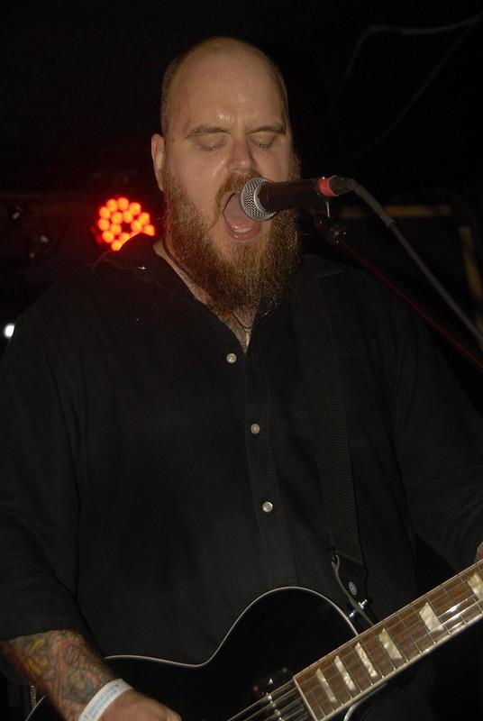 Ryan Patterson of Coliseum