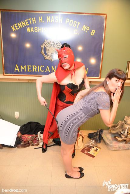 Jun 28, 2014- DCLAW Women\'s Arm Wrestling BYT - Ben Droz -  007