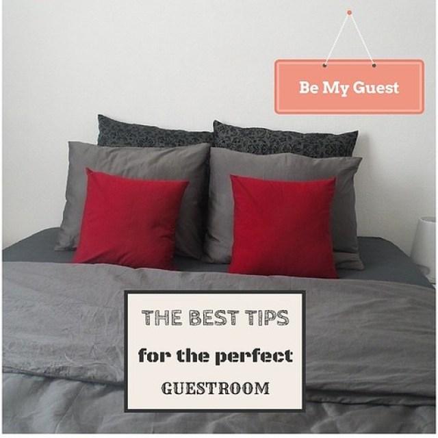 Tips voor de perfecte logeerkamer