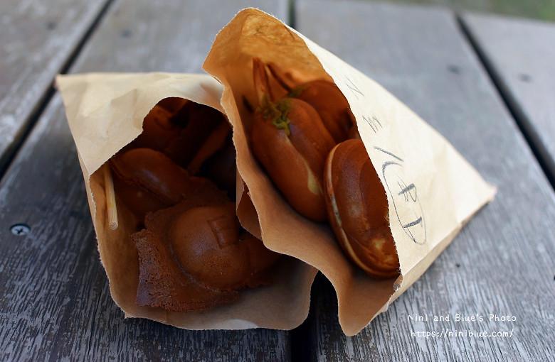 美術館綠園道魚刺人雞蛋糕11