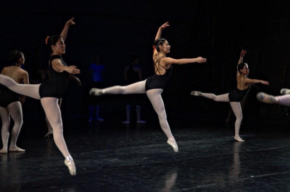 Ballerina concentration