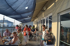 138 Upper Deck at the Blue Crab
