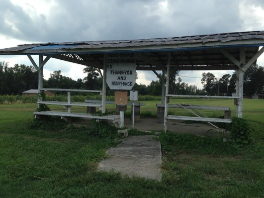 Farm Stand, Cullman County AL