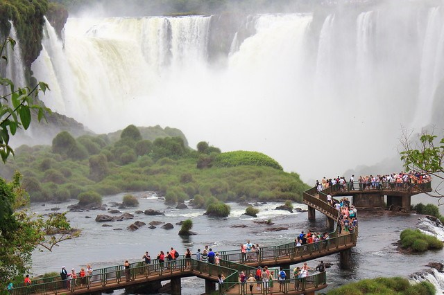 Iguacu National Park (Brazilian side)