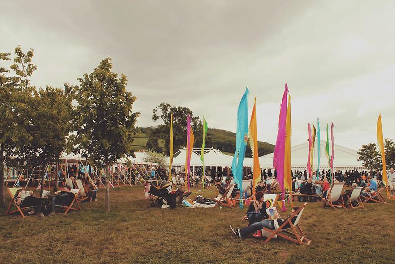 Hay on Wye Festiva;
