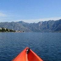 Kayaking the Boka Kotorska