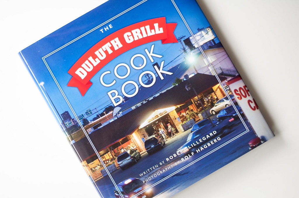 Duluth Grill Cookbook