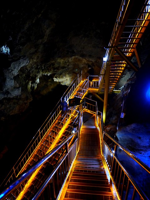 The Electric Stairs