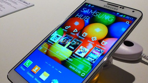 Galaxy Note 4 Geliyor!