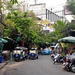 Bangkok, viajefilos en Khaosan Road 04