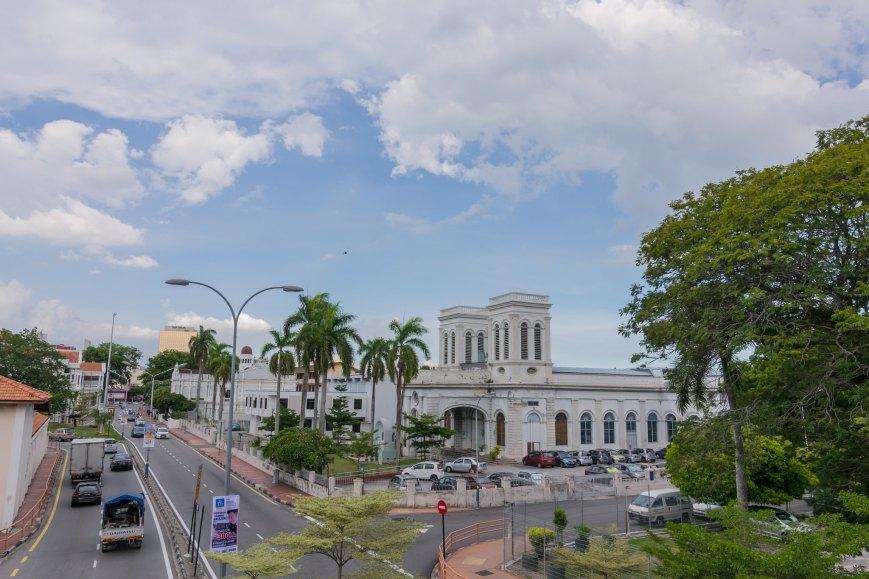 beautiful building penang