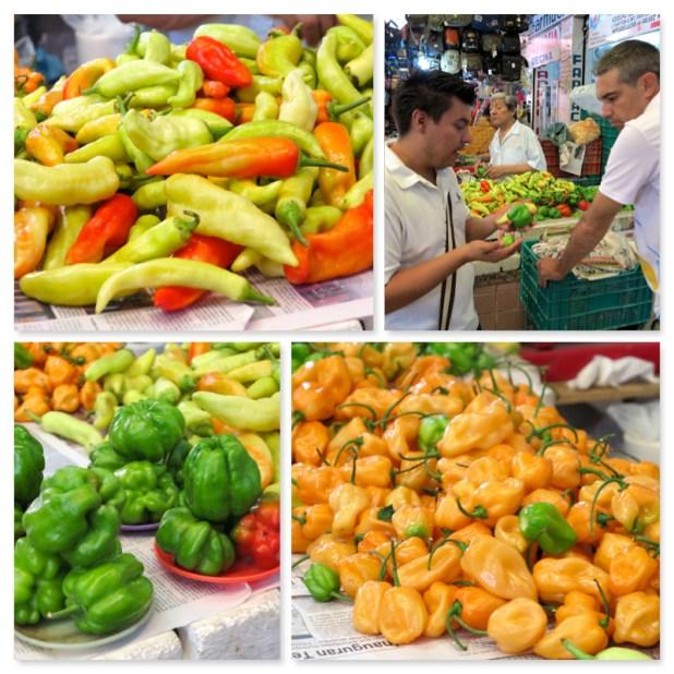 Cooking tour Merida