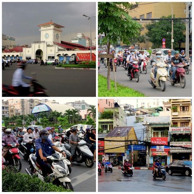 Nuestros días en Ho Chi Minh City