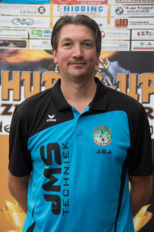 John de Jonge - teammanager