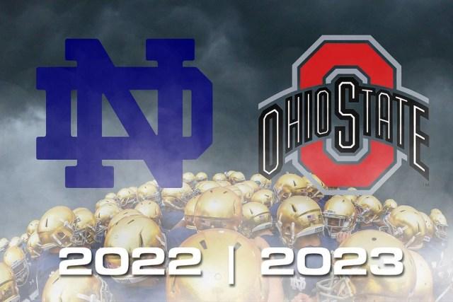 Notre Dame vs. Ohio State college football