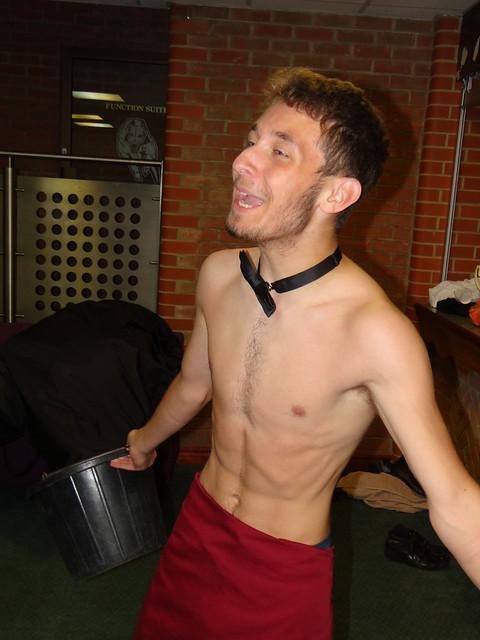 Ice Bucket Challenge @ theDogs!