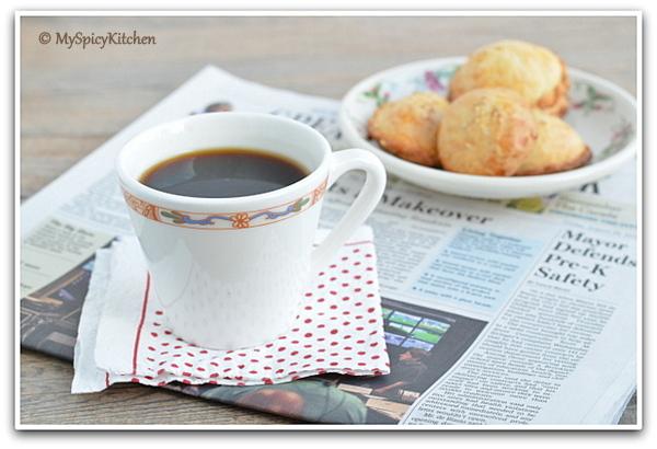 Qatari Food, Qatari Cuisine, Orange Coffee,