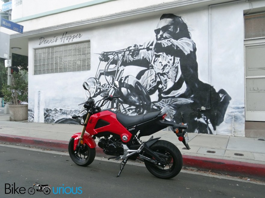 Honda Grom - Hopper