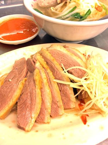 ガチョウ肉1