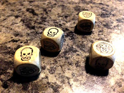 Hero Quest Dice