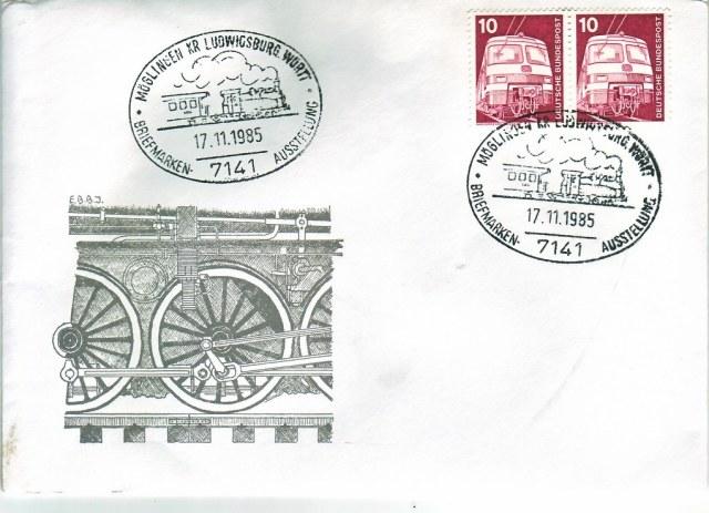 Briefmarkenausstellung Möglingen