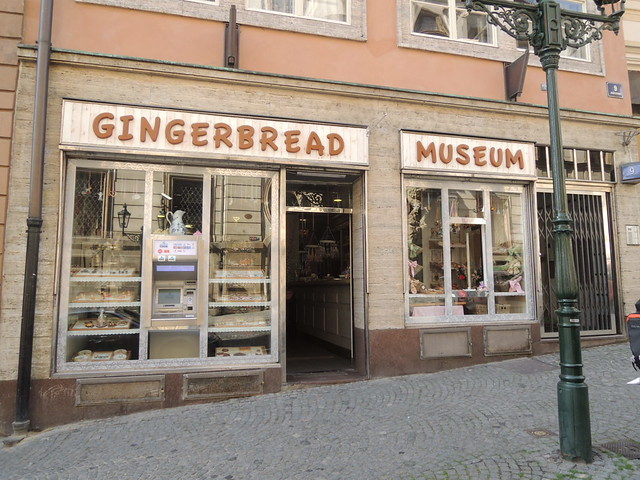 Gingerbread Museum, Prague