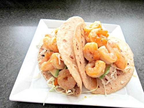 Rosemary Citrus Shrimp Tacos 2