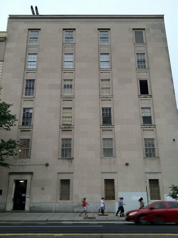 Ugliest building