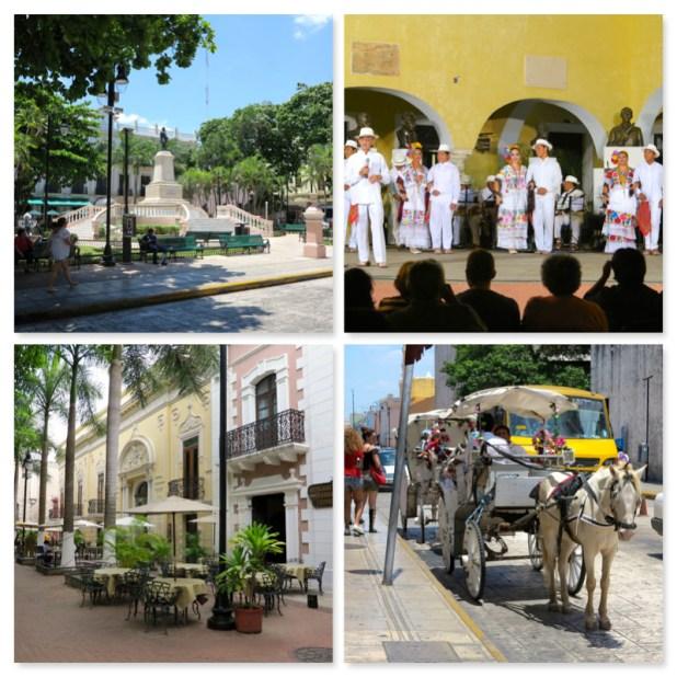 Mérida, la capital de Yucatán