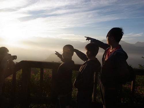 嘉義龍嵿步道:4點半早起看日出(9.10ys)