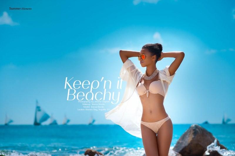 Keep'N It Beachy