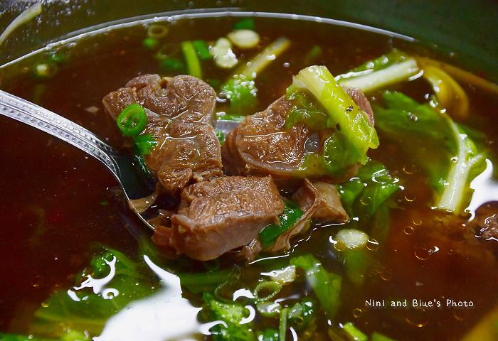 台中陸軍小館牛肉麵滷菜13