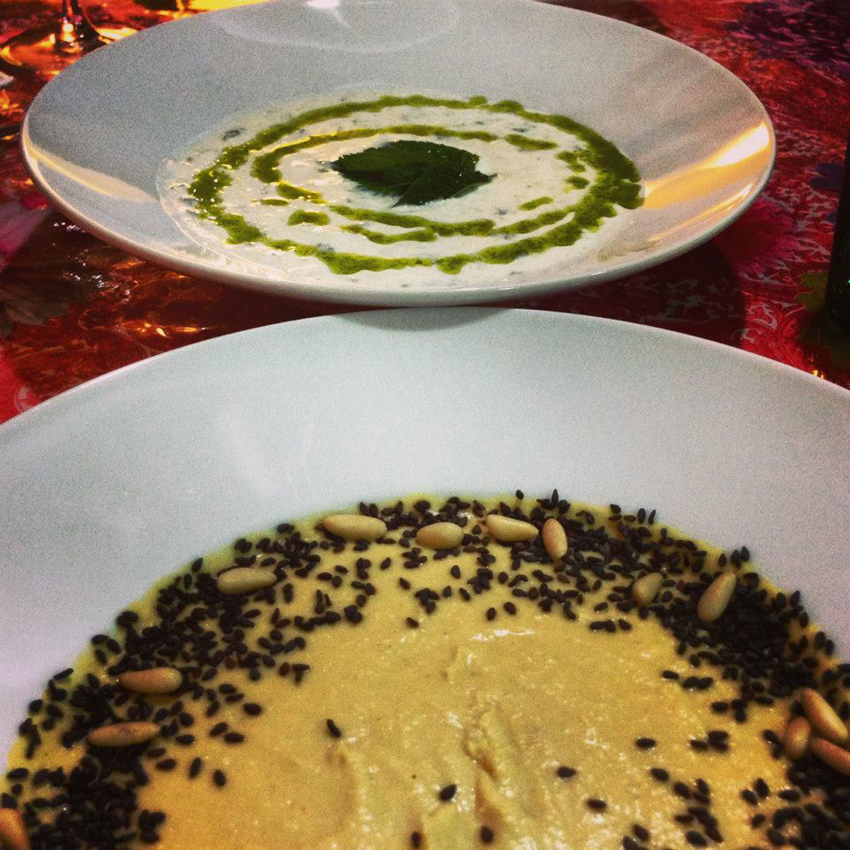 hummus griego. koketo