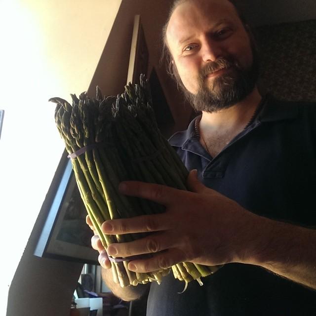 Apology Asparagus