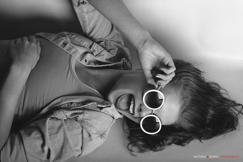 Leica Summicron 75 - Studio Portrait