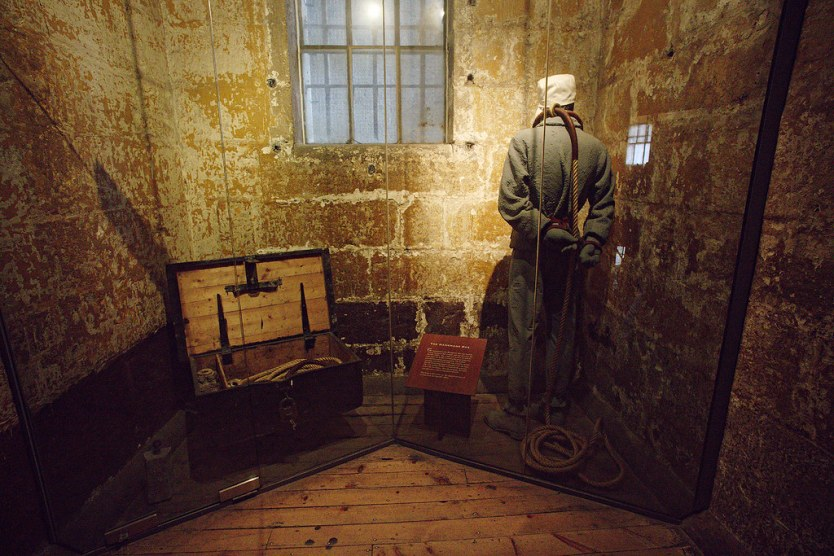 Old Melbourne Gaol 14