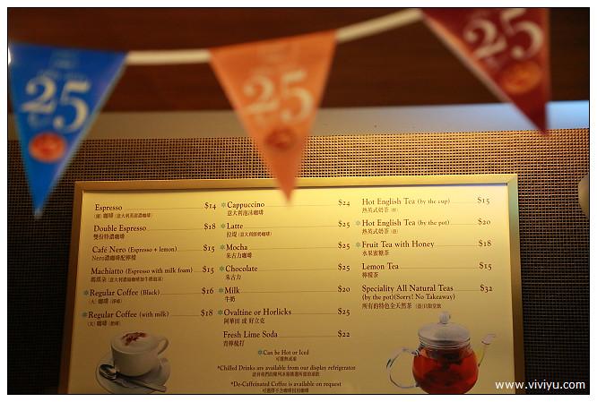 [澳門]威尼斯人酒店美食街~安德魯蛋塔&大利來記&義順牛奶 @VIVIYU小世界