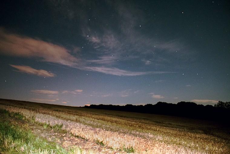At night (4)